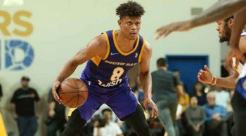 Lakers vencem na estreia de Scott Machado e Warriors retomam ponta do Oeste