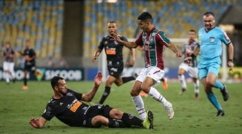 No Maracanã, Fluminense leva empate do Atlético-MG no final e segue pressionado
