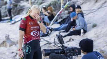 Surfe: Tatiana Weston-Webb é eliminada em Rottnest Search